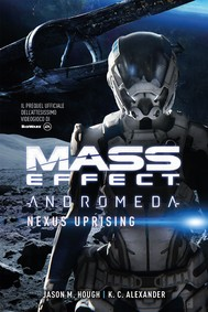 Mass Effect: Andromeda - Nexus Uprising - copertina