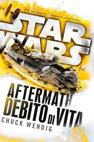 Star Wars - Aftermath - Debito di Vita - copertina
