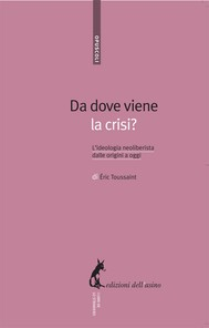 Da dove viene la crisi? - copertina