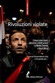 Rivoluzioni violate - copertina