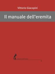Il manuale dell'eremita - copertina