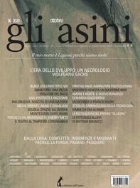 """Gli asini"" n. 80 ottobre 2020 - Librerie.coop"