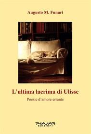 L'ultima lacrima di Ulisse - copertina