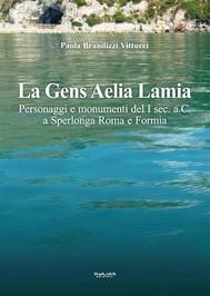 La Gens Aelia Lamia - copertina