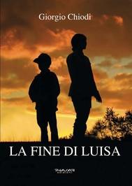 La fine di Luisa - copertina