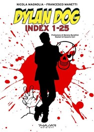 Dylan Dog Index 1-25 - copertina
