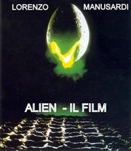 Alien - il film - copertina
