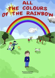 All the colours of the raimbow - copertina