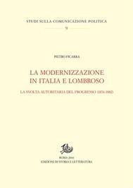 La modernizzazione in Italia e Lombroso  - copertina