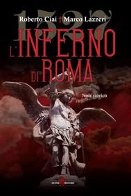 1527 – L'inferno di Roma - copertina