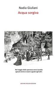 Acqua sorgiva - copertina