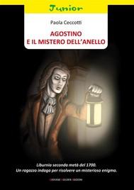 Agostino e il mistero dell'anello - copertina