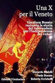 Una X per il Veneto - copertina