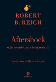 Aftershock - copertina