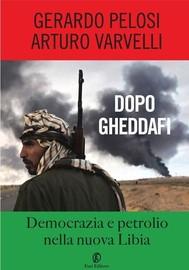 Dopo Gheddafi - copertina