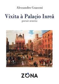 Vixita à Palaçio Inreâ. Poexie zeneixi - copertina