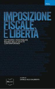 Imposizione fiscale e libertà - copertina