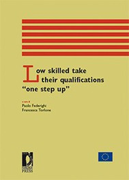 """Low skilled take their qualifications """"one step up"""" - copertina"""