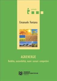 Agrienergie. Reddito, sostenibilità, nuovi scenari competitivi - copertina