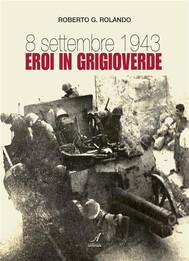 8 Settembre 1943 - copertina