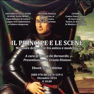 Il principe e le scene - copertina