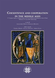 Coexistence and cooperation in the middle ages - copertina