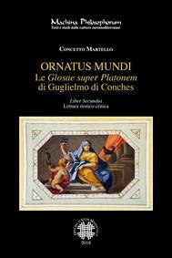 Ornatus Mundi - copertina