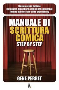 Manuale di scrittura comica step by step - copertina