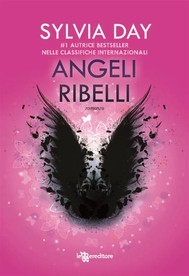 Angeli ribelli - copertina