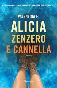 Alicia zenzero e cannella - copertina