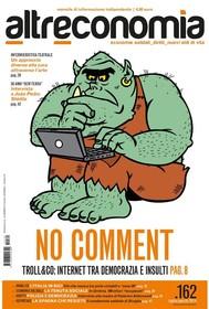 Altreconomia 162 - Luglio/Agosto 2014 - copertina