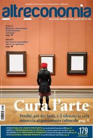 Altreconomia 179, febbraio 2016 - copertina