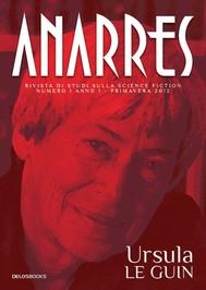 Anarres 1 - copertina