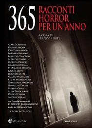 365 Racconti horror per un anno - copertina