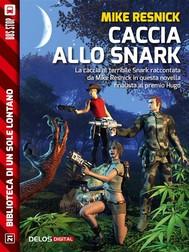 Caccia allo Snark - copertina