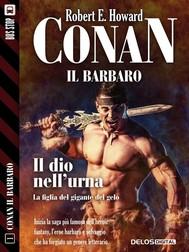 Conan e il dio nell'urna - copertina