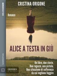 Alice a testa in giù - copertina