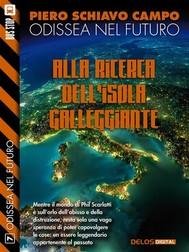 Alla ricerca dell'Isola Galleggiante - copertina