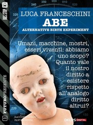 A.B.E. Alternative Birth Experiment - copertina