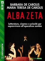 Alba Zeta - copertina