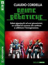 Anime robotiche - copertina