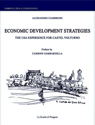 Economic development strategies. The USA experience for Castel Volturno - copertina