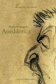 Aneddotica - copertina