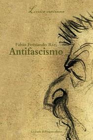 Antifascismo - copertina