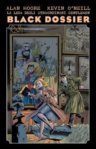 La Lega degli Straordinari Gentlemen – Black Dossier - Librerie.coop