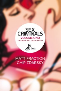 Sex Criminals 1 - Librerie.coop