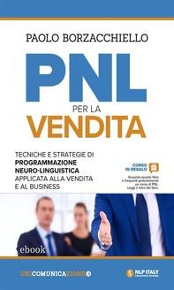 PNL per la vendita - Librerie.coop