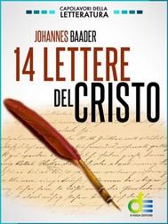 14 lettere del Cristo - copertina