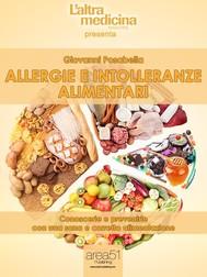 Allergie e intolleranze alimentari - copertina