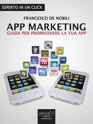 App marketing: guida per promuovere la tua app - copertina